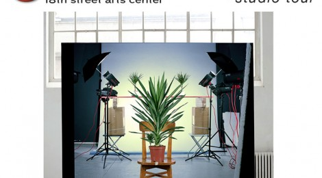 9 Feb. 2013 (2-5pm) Champagne Social: Studio Tour at 18th Street Arts Center, Santa Monica