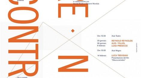 23 January, 3 pm Ren.con.tre | Reynold Reynolds at Accademia di Belle Arti di Bologna