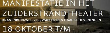 18 October -Opening- Volkspaleis