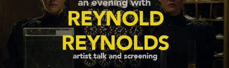 20 November 7PM: an evening with Reynold Reynolds at Squeaky Wheel, Buffalo NY