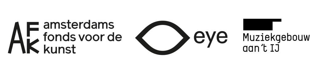 Logos BW EYE Muziekgebouw AFK voor website