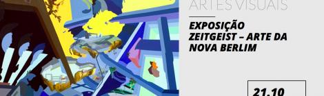 21 October, Zeitgeist – Arte da Nova Berlim, Belo Horizonte, Brazil