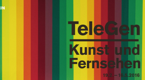 18 February 2016 // TeleGen. Art and Television // Kunstmuseum Liechtenstein in Vaduz