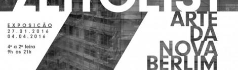 27 January 2016- Zeitgeist: Arte da nova Berlim- CCBB Rio de Janeiro